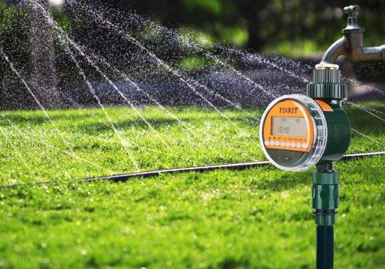 Bewässerungscomputer Test