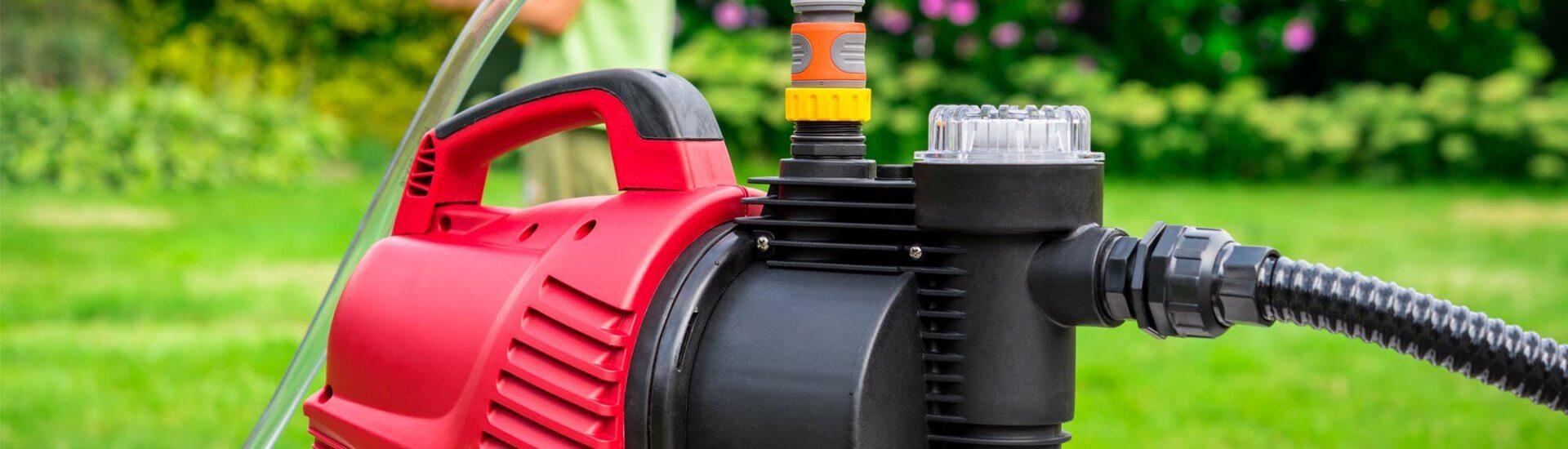 Gartenpumpe mit Druckschalter: Top 3 Modelle im Vergleich & Ratgeber